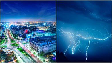 Photo of Prognoza meteo ANM pentru București. Ultima zi de caniculă, de mâine vine ploaia răcoroasă