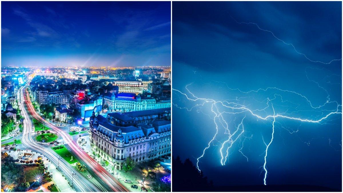 Prognoza meteo ANM pentru București. Ultima zi de caniculă, de mâine vine ploaia răcoroasă
