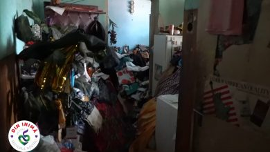 Photo of Igienizare de urgență într-un apartament din S5. 38 de metri cubi de gunoi adunați: Nu criticați! Nimeni nu știe unde-l duce viața, soarta, boala… (VIDEO)