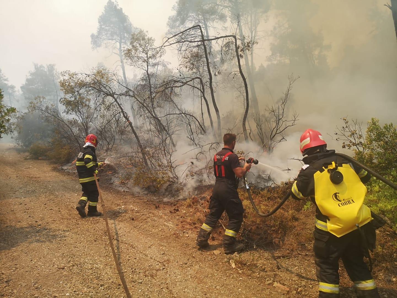 Pompierii români sunt apreciați pentru eforturile lor din Grecia. Aceștia primesc laude, admirație, dar chiar și vacanțe, în semn de recunoștință
