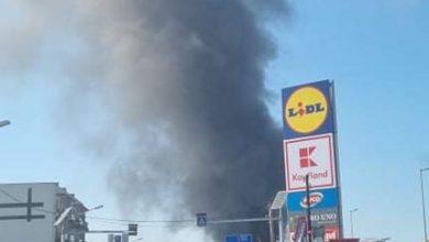Photo of BREAKING NEWS   Incendiu violent în zona Mogoșoaia. Intervin 24 de autospeciale, fumul se vede la sute de metri distanță   FOTO & VIDEO UPDATE