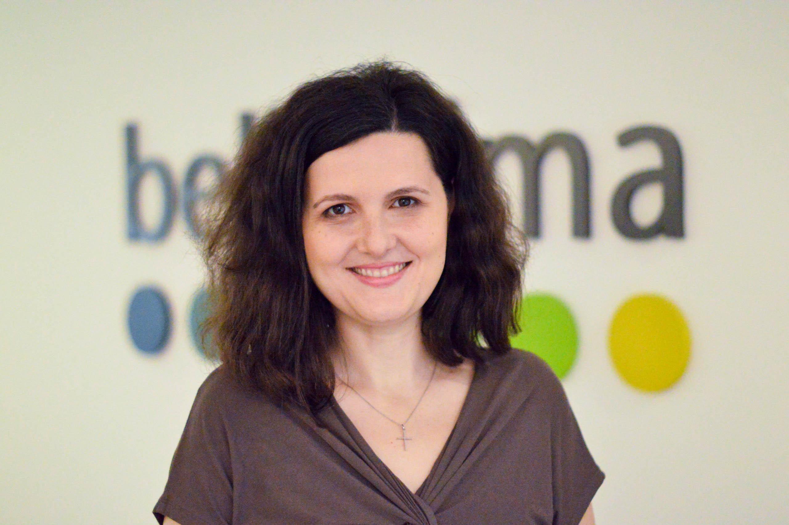Psihoterapeutul Irina Ciureanu