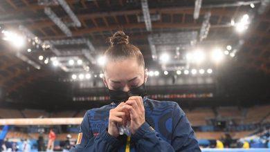 """Photo of Larisa Iordache s-a retras din finala Jocurilor Olimpice. """"Durerea asta de la gleznă este peste limita mea de suportabilitate ca om"""""""
