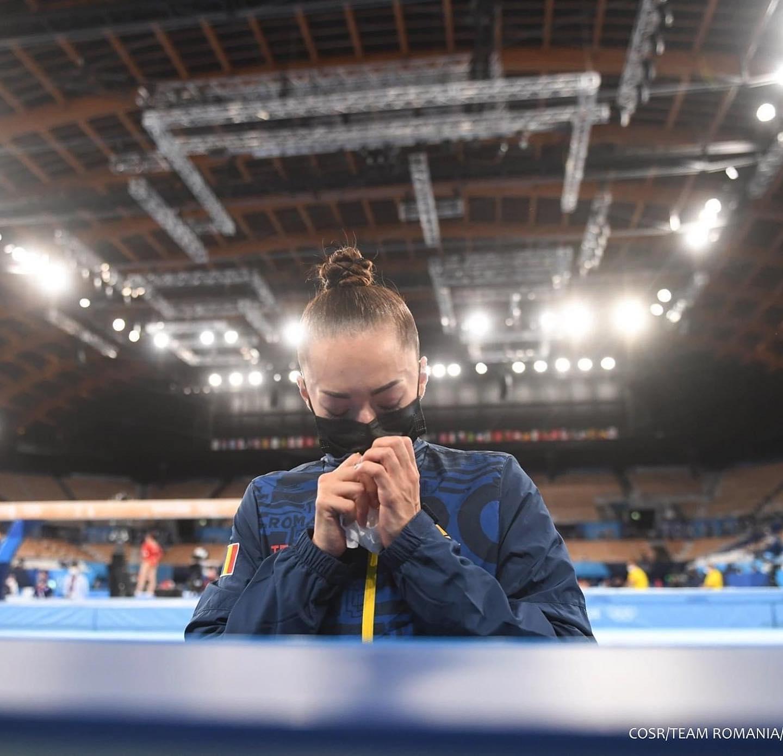 """Larisa Iordache s-a retras din finala Jocurilor Olimpice. """"Durerea asta de la gleznă este peste limita mea de suportabilitate ca om"""""""