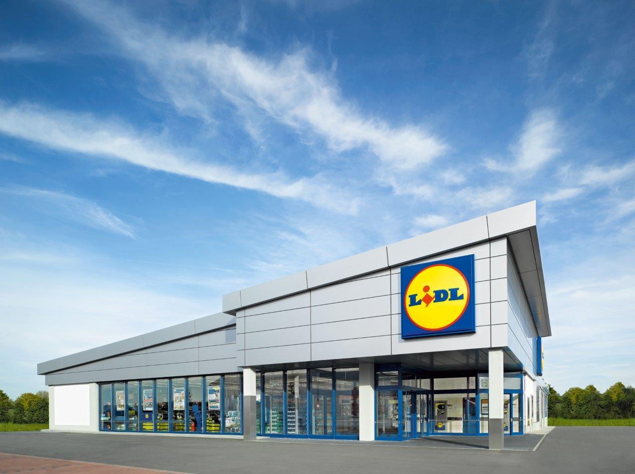 Lidl inaugurează un magazin nou în București joi. Unde va fi amplasat supermarket-ul