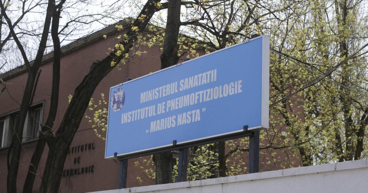 Institutul Marius Nasta mai are un singur pat liber la ATI. Doctorul Beatrice Mahler spune că mulți pacienți sunt tineri care nu cred în coronavirus