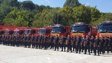 Photo of Pompierii români pleacă din nou în Grecia. 142 de salvatori vor ajuta la stingerea incendiilor