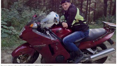 Photo of EXCLUSIV. Apar noi detalii despre motociclist. Avea mereu o cameră video montată pe motor și nu se urca niciodată în mașini: Frate, viața mea, moartea mea