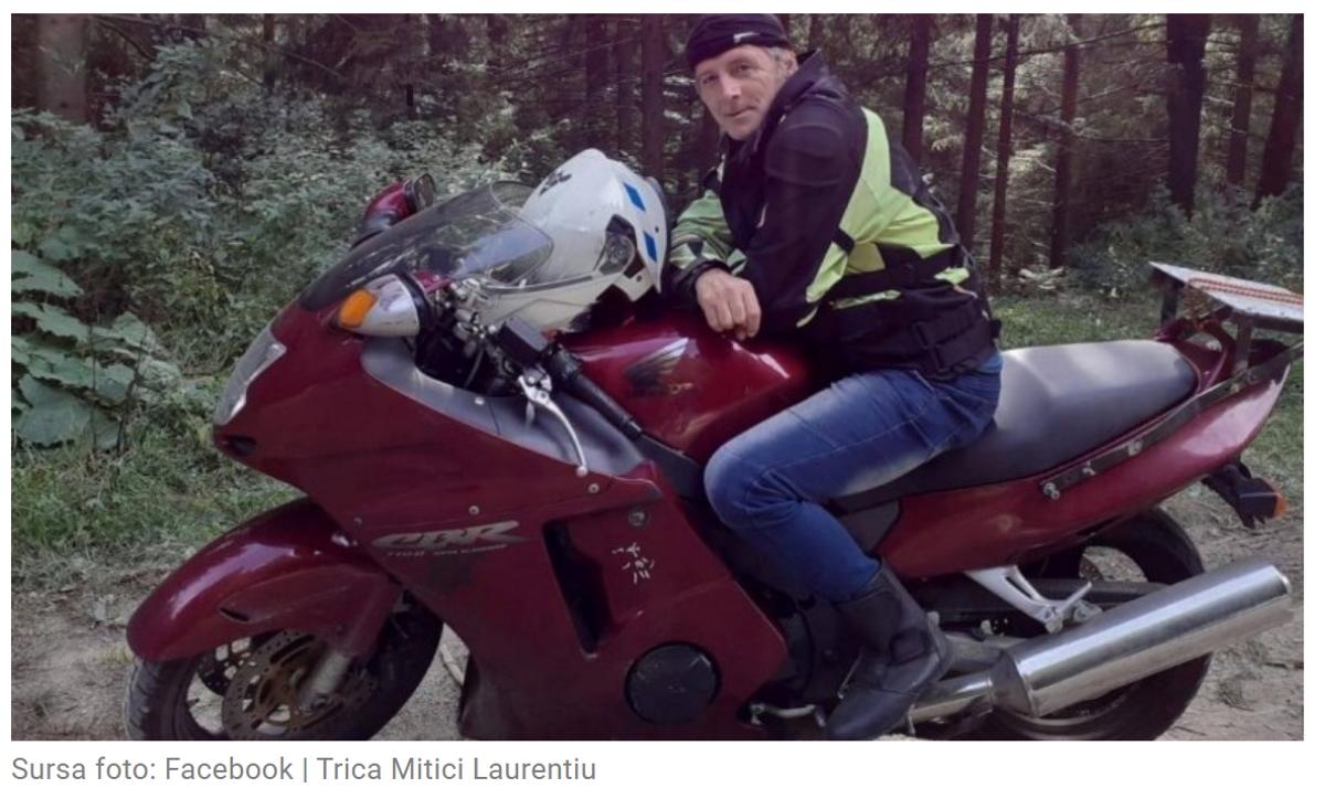 EXCLUSIV. Apar noi detalii despre motociclist. Avea mereu o cameră video montată pe motor și nu se urca niciodată în mașini: Frate, viața mea, moartea mea