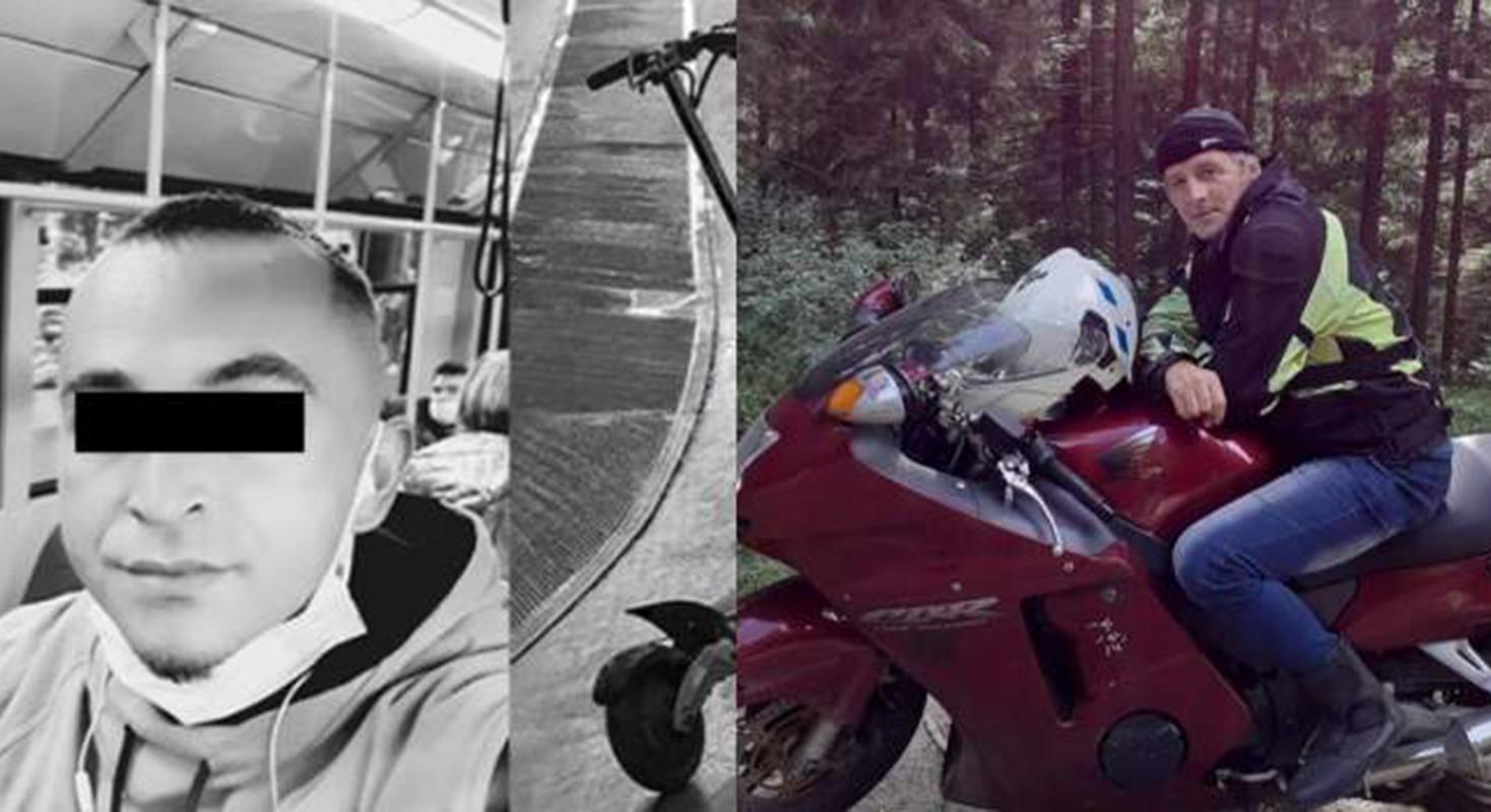 Motociclistul care a provocat moartea trotinetistului a venit cu primele declarații. Cum explică gestul său tragic