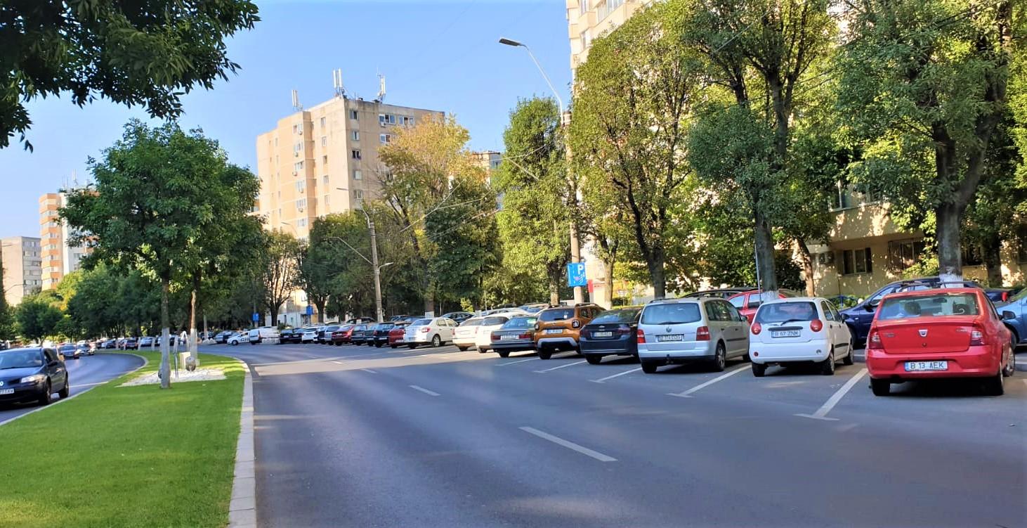Parcare cu plată pe bulevardele Sectorului 4. Care vor fi tarifele