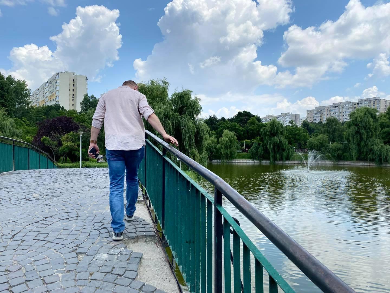 """Parcul Morarilor intră în reabilitare. Primarul Sectorului 2 """"trage tare"""" să fie gata anul acesta"""