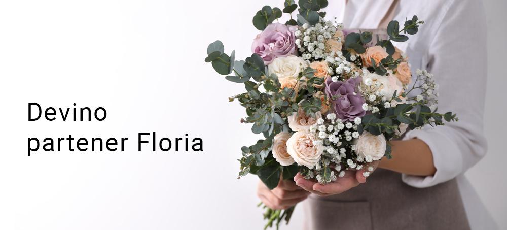 Cum poti deveni partener Floria.ro pentru a vinde mai multe flori