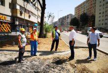 """Photo of Radu Mihaiu a vizitat luni șantierul de la Doamna Ghica. """"Luna aceasta se vor finaliza toate lucrările la sol și se va deschide circulația"""""""