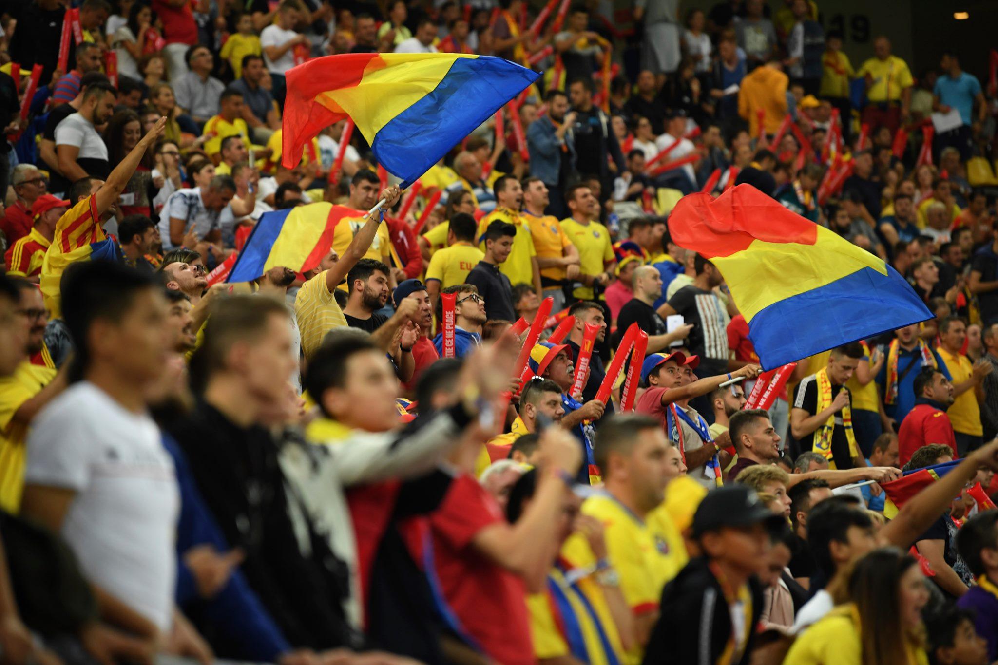 România - Liechtenstein pe Arena Națională. Liber la bilete pentru suporterii naționalei