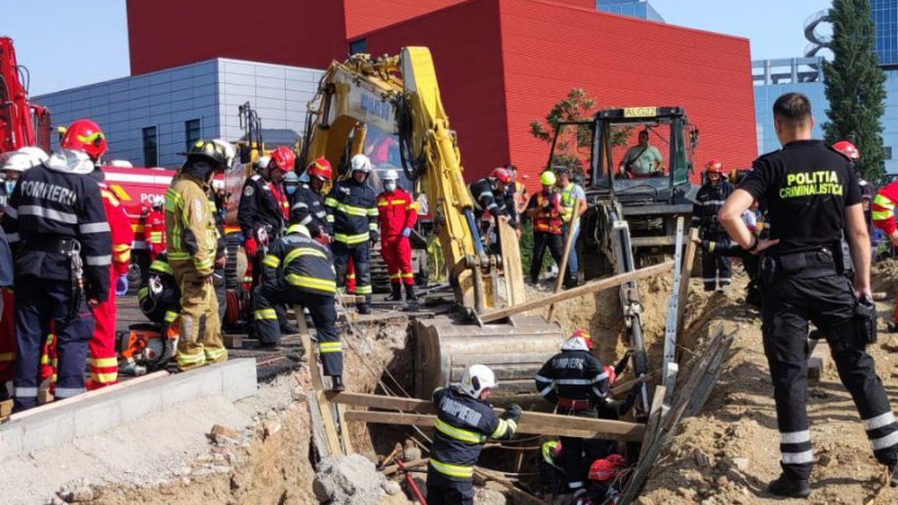 Șantierul de lângă Biblioteca Națională nu avea autorizație de construcție, potrivit Inspectoratului de Stat în Construcții. Din ce cauză s-a produs tragedia soldată cu doi morți