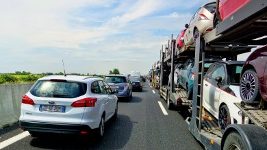 Photo of Se stă pe loc pe Valea Prahovei: mașinile au format coloane pe ambele sensuri. Ce rute alternative puteți alege spre București