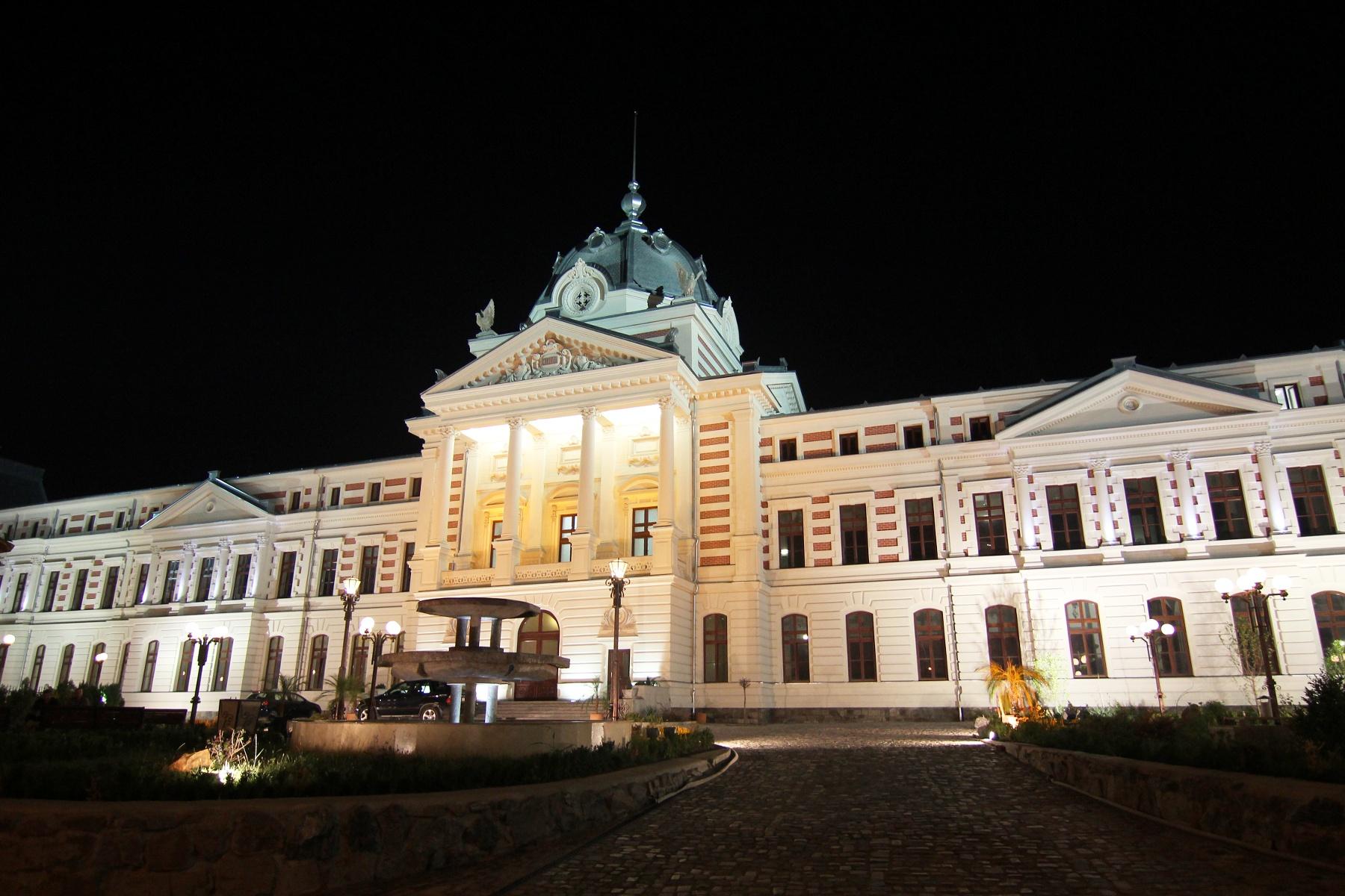 CGMB a aprobat azi ca Spitalul Colțea, construit în 1888, să înceapă investițiile pentru a obţine autorizaţia de securitate la incendiu în 2021