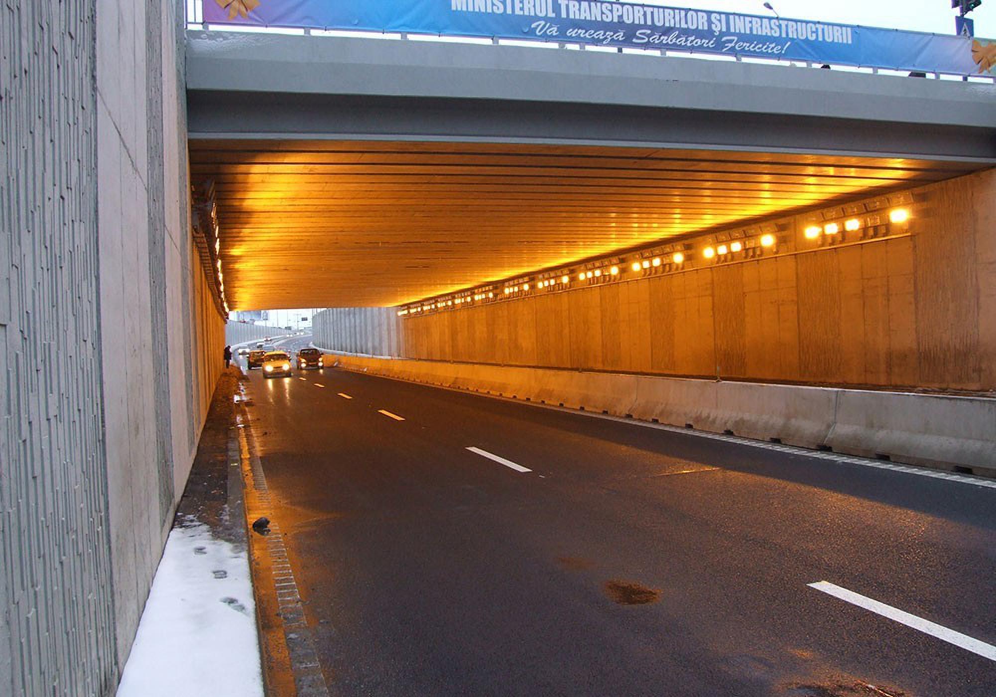 Vești importante pentru șoferii din București. Se închide circulația pe breteaua Pasajului Băneasa, pentru a se efectua lucrările de modernizare