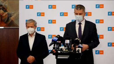 Photo of BREAKING NEWS | USR PLUS a depus moțiunea de cenzură, iar miniștrii formațiunii vor demisiona din Guvern săptămâna viitoare | VIDEO