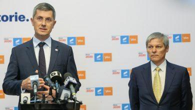 Photo of USR PLUS s-a supărat pe Florin Cîțu și susține moțiunea de cenzură a PSD. Premierul își pierde sprijinul politic