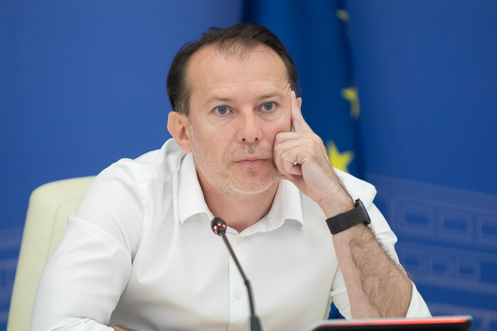 Florin Cîțu, despre vaccinarea obligatorie: Ar trebui să ultima variantă. Despre eșecul campaniei de vaccinare? Premierul zice că el nu-i firmă de advertising