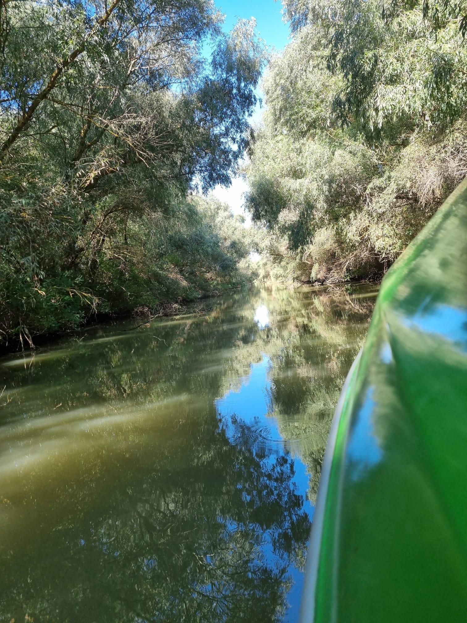 Haideți să vă arăt poze din cea mai tare expediție din Delta Dunării. Aia cu Mihaiu