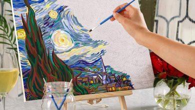 Photo of Pictorul Fericit – oricine poate crea tablouri demne de a fi expuse (P)