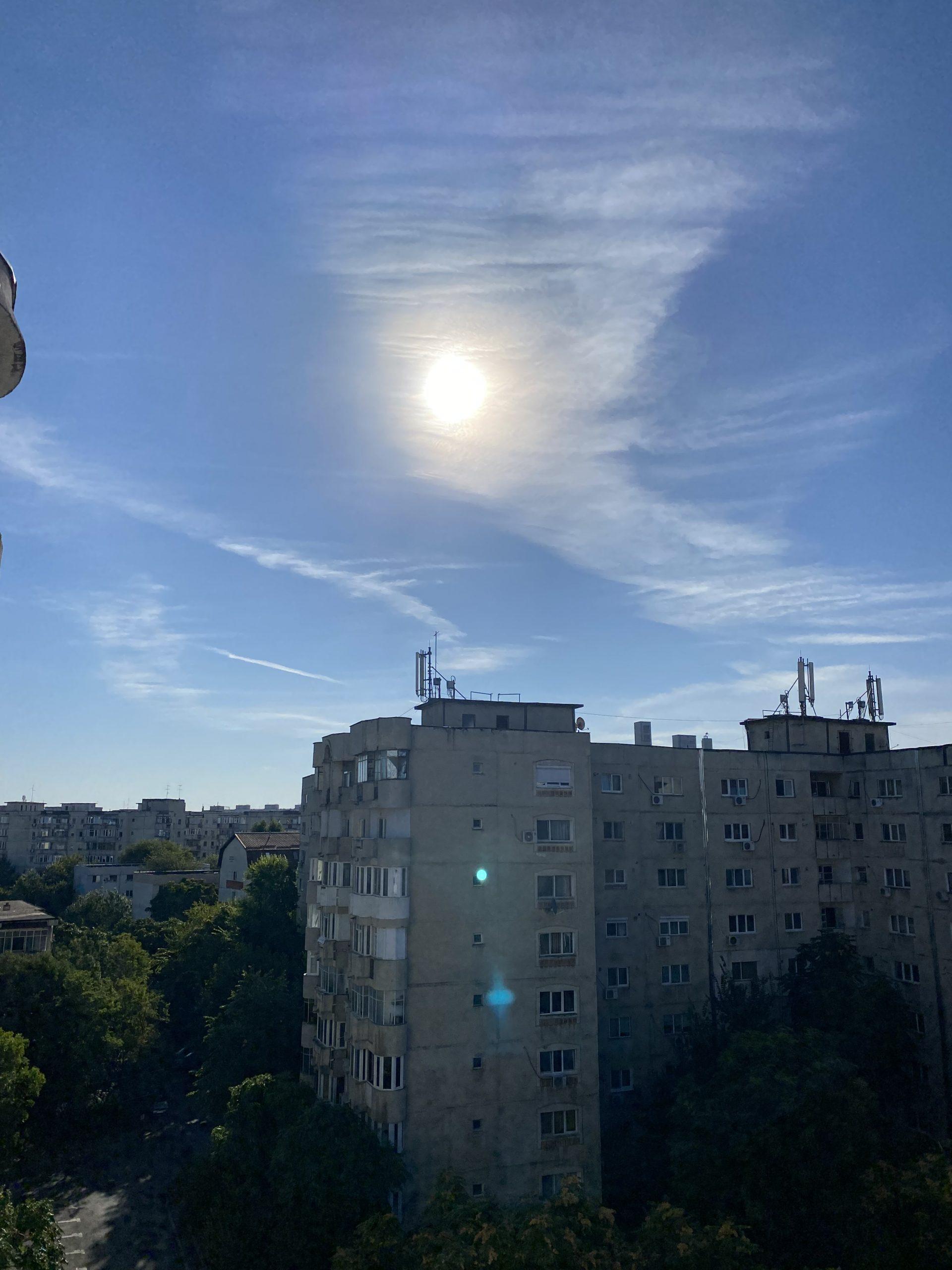 Prognoza meteo ANM pentru București. La ce temperaturi să ne așteptăm în zilele următoare