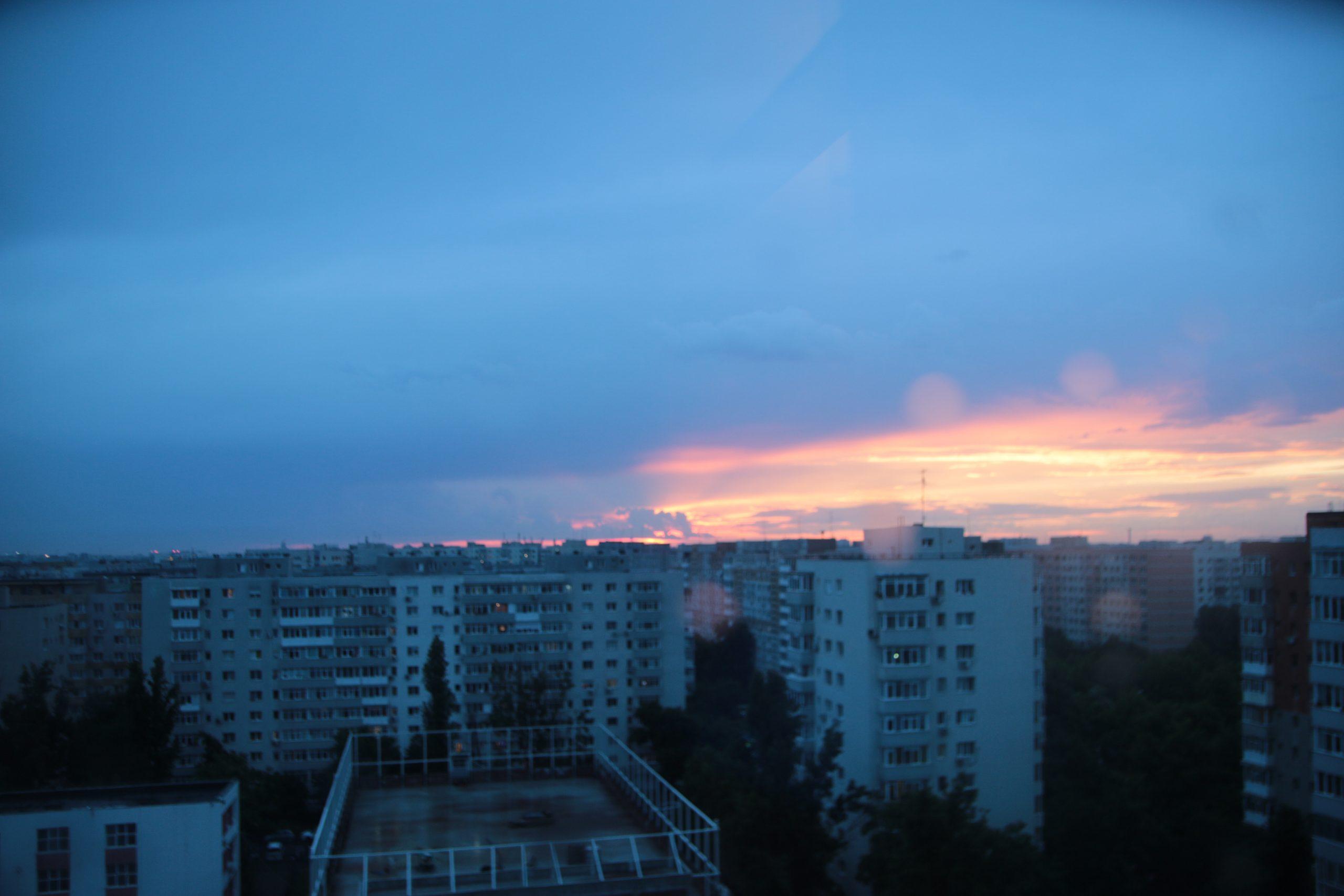 Prognoza meteo București. Cum va fi vremea în aceste zile în Capitală potrivit ANM