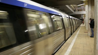 Photo of O femeie a murit la metrou după ce lesa câinelui legat de ea s-a agățat între uși și a tras-o pe șina trenului