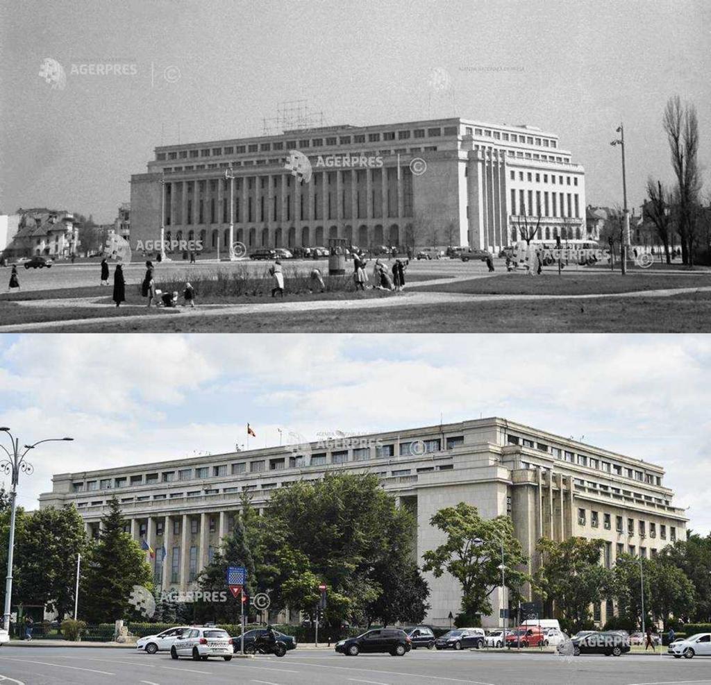 palatul, victoria, 1956