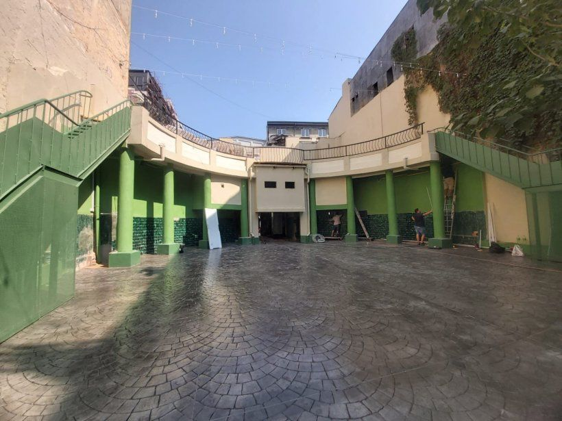 gradina, alhambra, capitol