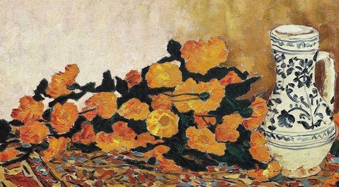 Casa lui Luchian din București a ajuns trattorie cu lasagna. Pictorul a murit sărac și paralizat, iar tablourile lui valorează azi averi