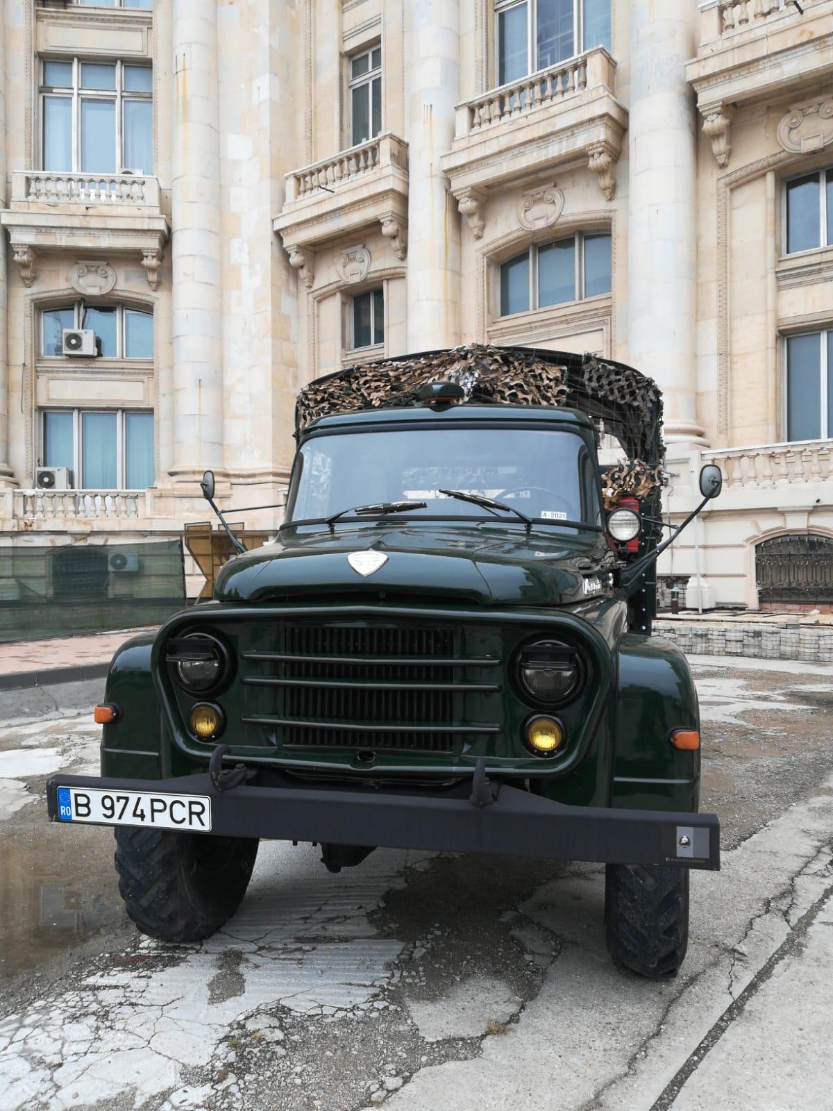 camion, armata, comunist