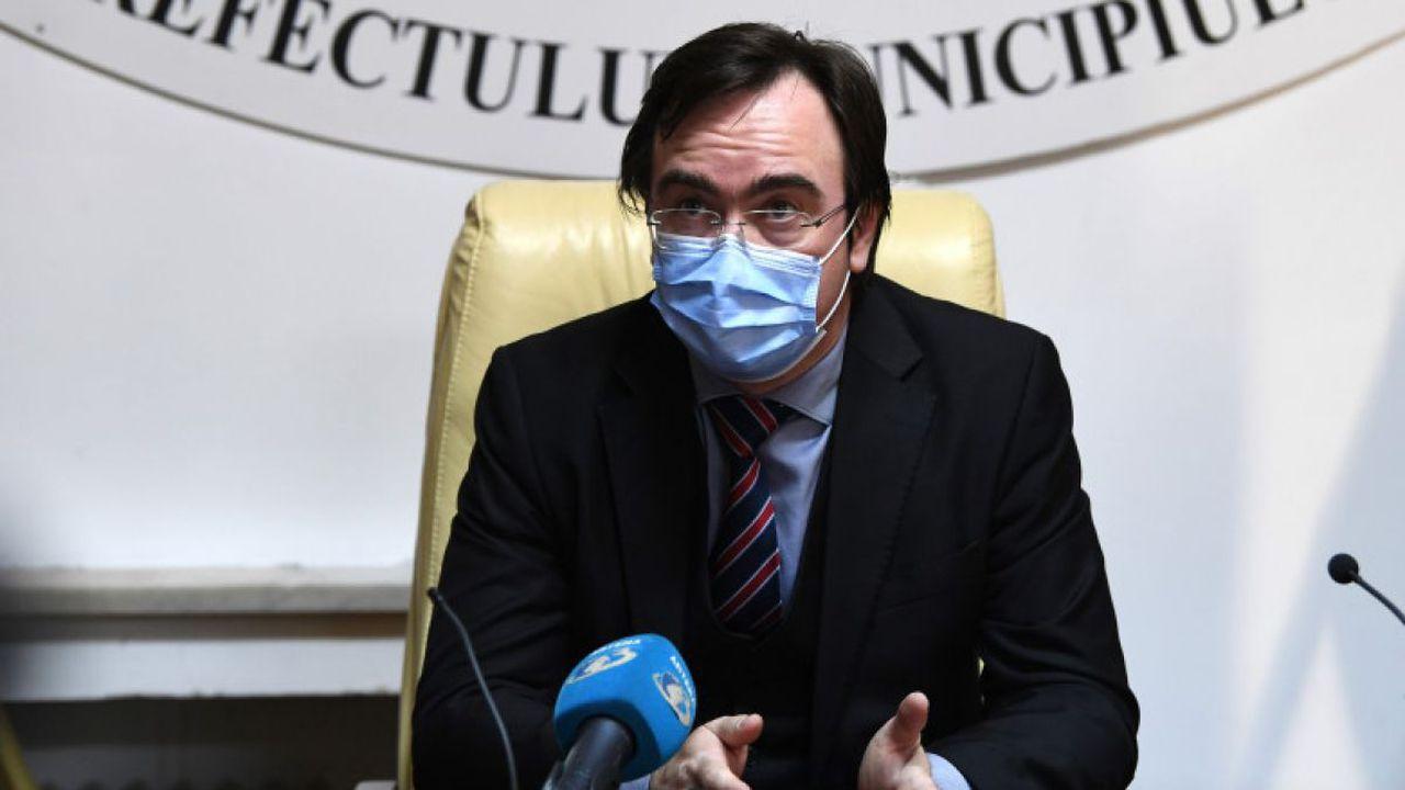 Alin Stoica, fostul prefect al Capitalei, aduce acuzații grave: Prefectura București nu respectă termenele pentru intrarea în noul scenariu pentru valul 4