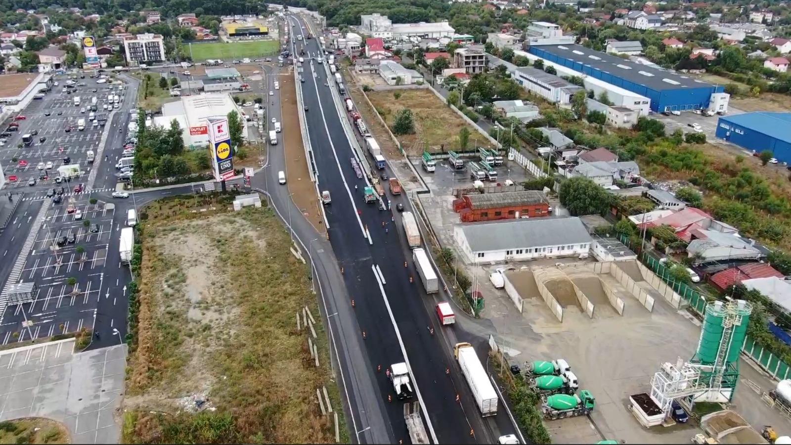 Astăzi se deschide Pasajul Mogoșoaia. Inaugurarea are loc mai devreme decât era stabilit