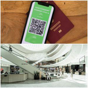 Certificatul verde obligatoriu la mall, restaurante și nunți. Raed Arafat: există deja o aplicație care poate citi codul QR