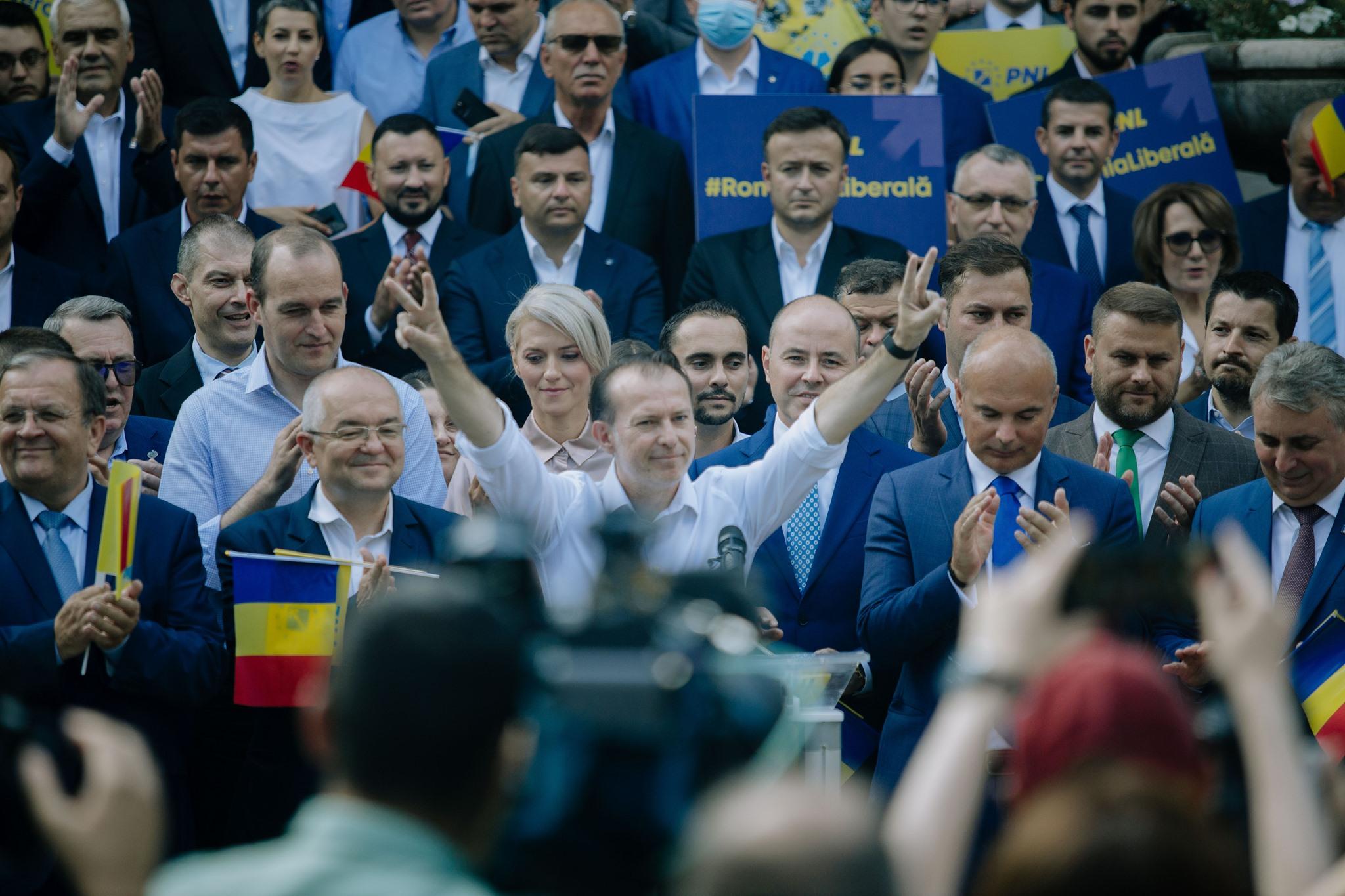 Congresul PNL cu 5.000 de invitați, la Romexpo. Cerere de anulare a evenimentului din București, în scenariul roșu: pericol pentru sănătatea publică
