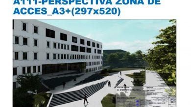 Photo of Ciucu a prezentat proiectul spitalului ce urmează să fie construit în S6. Bugetul estimat este de 339 milioane de lei