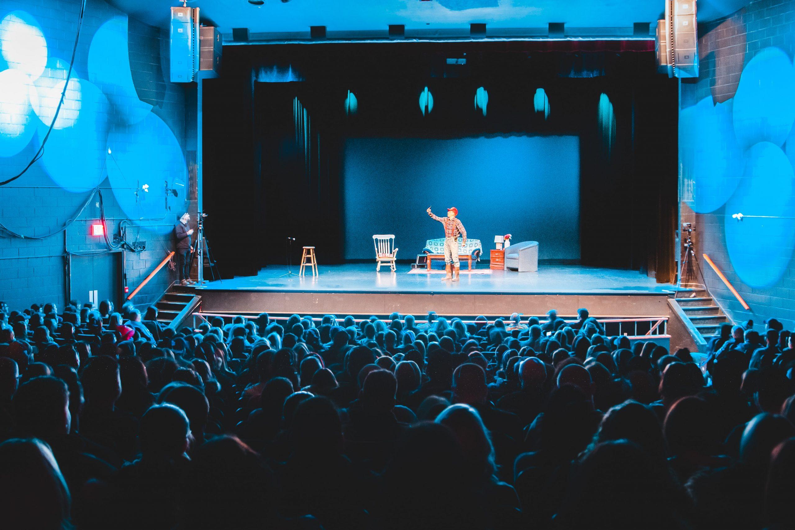 """Începe Festivalul Național de Teatru pentru Tineret """"Ștefan Iordache"""". Iată programul complet și surprizele pregătite de organizatori (P)"""