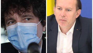 Photo of Florin Cîțu e supărat pe Nicușor Dan. Premierul vrea să știe care e implicarea spitalelor subordonate Primăriei în combaterea pandemiei de COVID