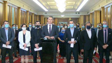 Photo of BREAKING | Miniștrii USR PLUS demisionează din Guvern. Dimineață își depun mandatele