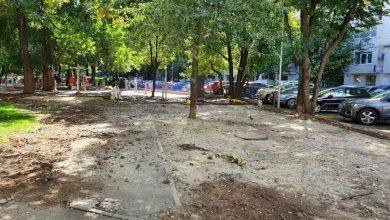 Photo of O bucată dintr-un parc din centrul Bucureștiului a dispărut! Spațiul verde a fost retrocedat și proprietarii îl vor înapoi