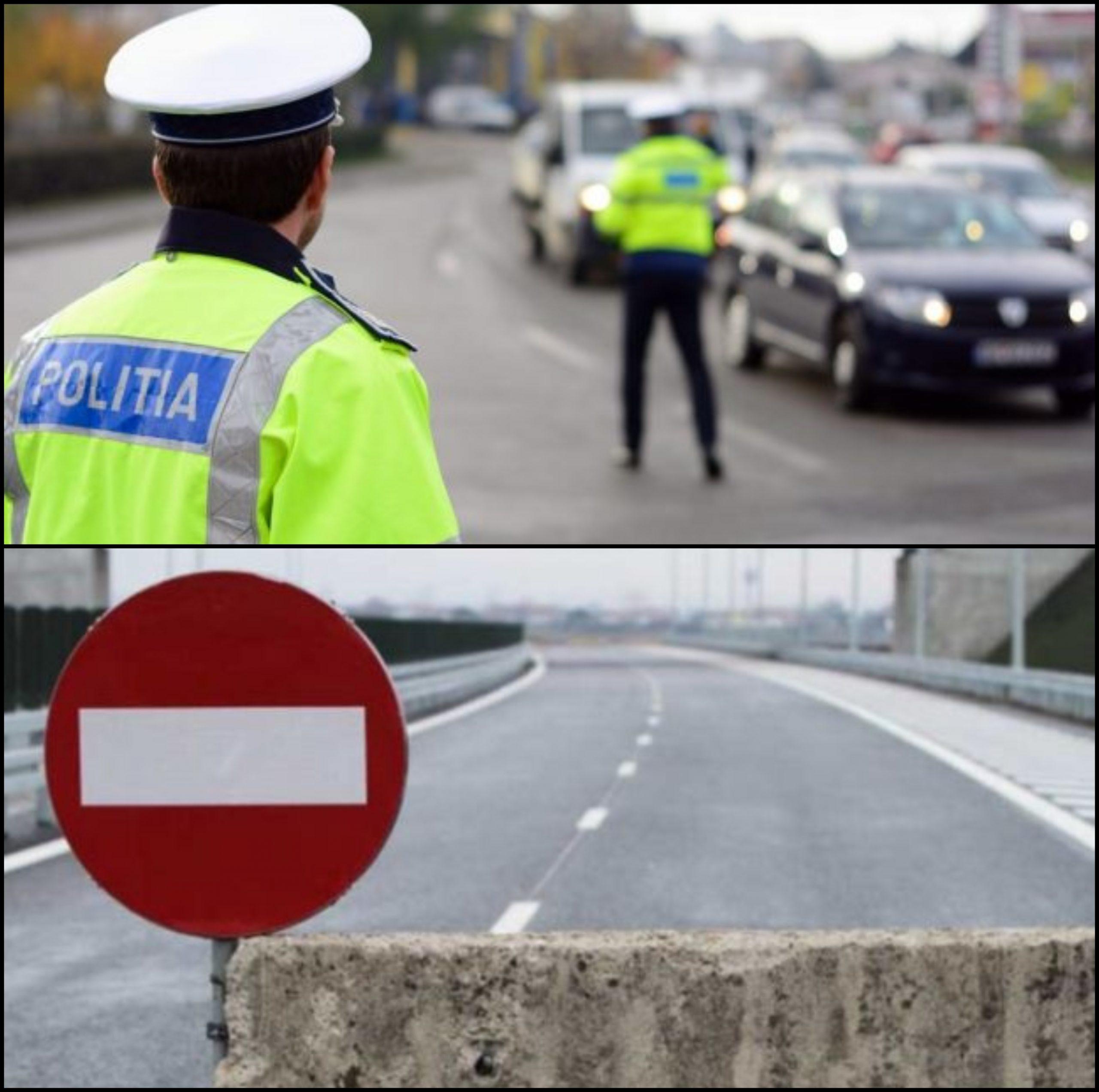 Restricții majore de circulaţie în traficul din Bucureşti, în weekend. Ce zone trebuie evitate cu desăvârșire