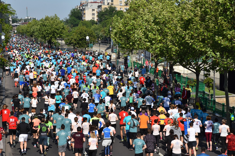 Trafic restricționat în weekend. Semimaratonul Bucureștiului închide câteva bulevarde
