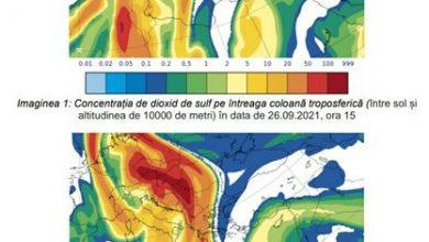 Photo of Nor de poluanți deasupra României. ANM: Va intra pe la Timișoara și va cuprinde în următoarele ore întreaga țară