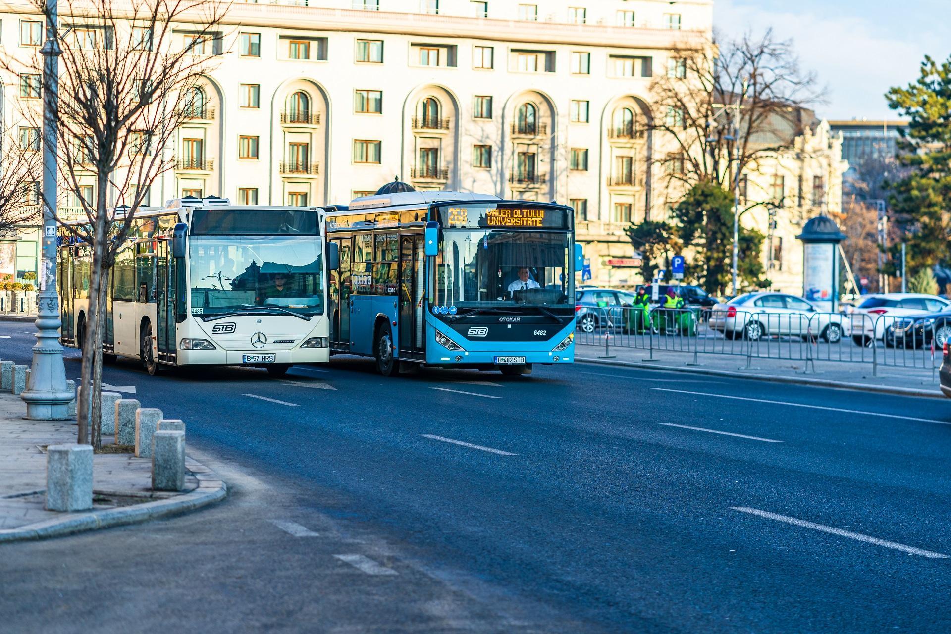 Mai multe linii STB vor fi afectate de evenimentele din acest weekend din Capitală. Iată cum își vor modifica autobuzele traseul