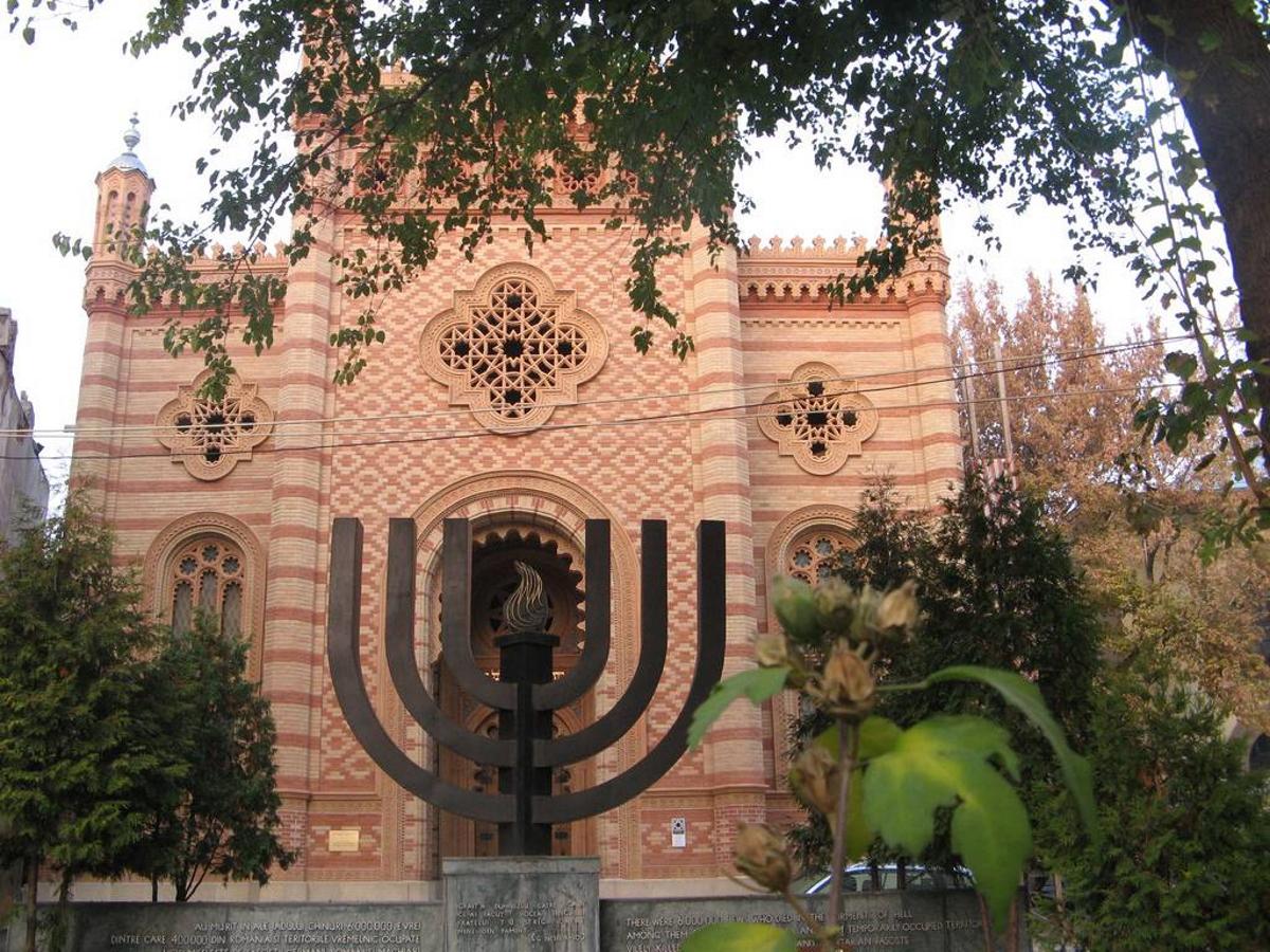 Noaptea sinagogilor în București. Lăcașurile de cult ale evreilor din România, deschise publicului larg în Capitală