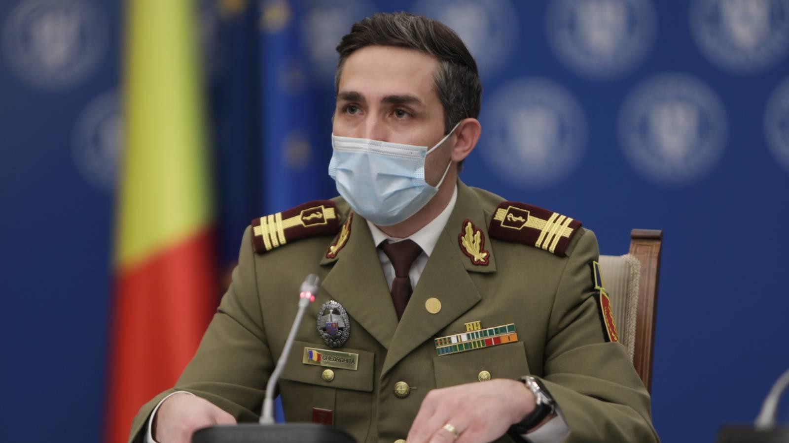 România începe administrarea dozei trei de vaccin. Valeriu Gheorghiță a făcut anunțul